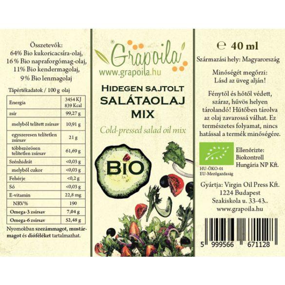 bio saláta