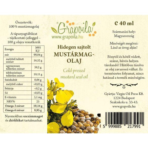 mustármag