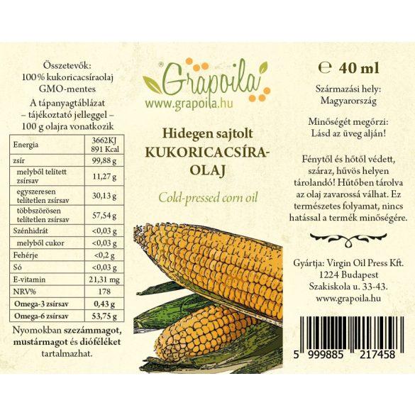 kukoricacsíra