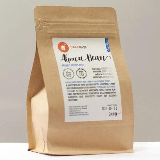 Peru arabica kávé