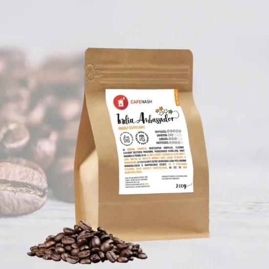 India arabica kávé