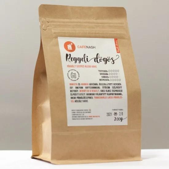 arabica robusta kávé