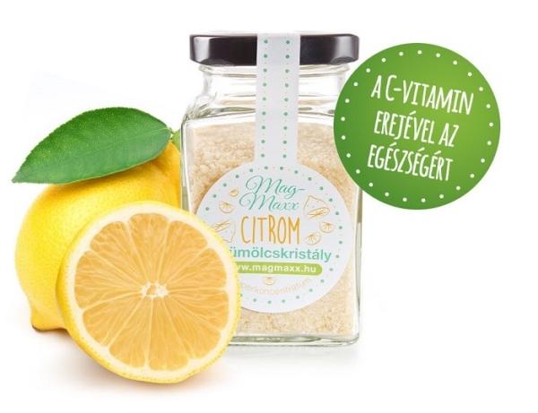 A C-vitamin erejével az egészségért