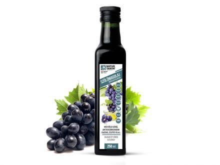 Prémium minőségű, mélyzöld színű, finom, karakteres ízű olaj.
